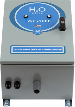 closeup of H2O Elite Labs EWC